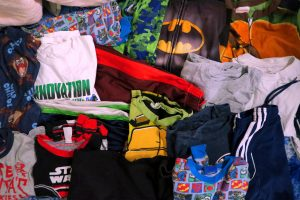 Boys Clothing For Donation