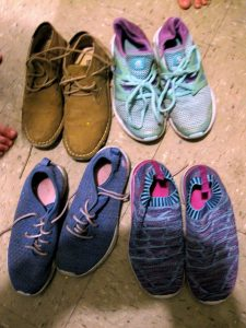 Girl Shoes And Sneakers