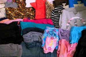 Girls Clothing For Donation. New Brighton