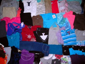 Girls Size 14-16 Donation For Greenwood Family
