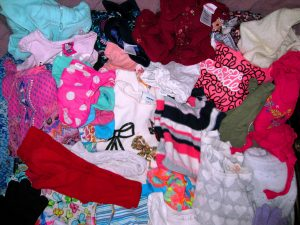 Girls Clothing Lot For Passaic Family