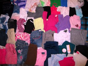 Girls Clothing Size 7/8