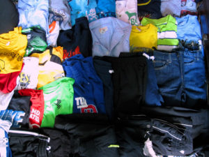 Boys Clothing For Port Richmond Family