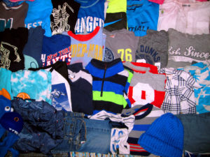 Boys Clothing For Port Richmond Family. Lot 2
