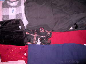 Staten Island Clothing Donation For A Family In St. George