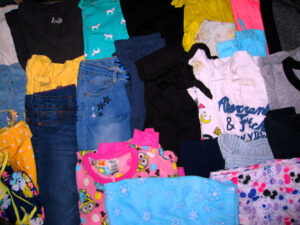 Girls Size 10-12 Clothes For Mariner's Harbor Family