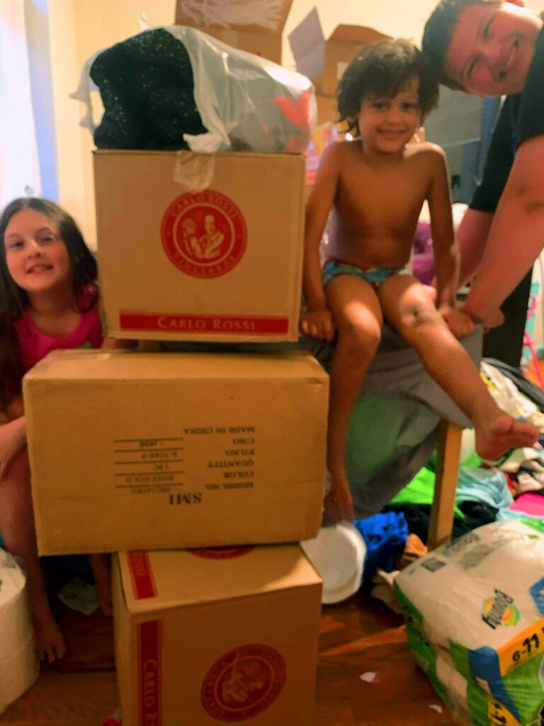 Staten Island Clothes Donation For Kids In New Brighton