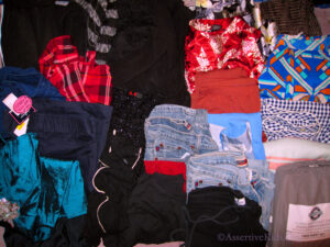 Staten Island Clothing Donation For St. George Family