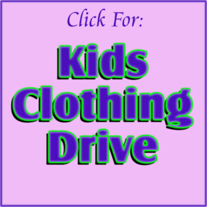 Staten Island Clothing Drive Button